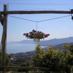 05. Vista da Roccaro sulla costa