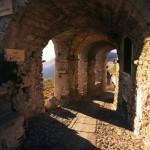 16. Scorcio via Roccaro a  Verezzi (foto Zuffo)